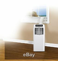 Haier 10,700 BTU ASHRAE Portable Air Conditioner with Remote and Window Kit