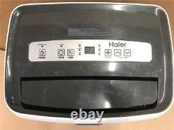 Haier 12000 BTU 450 Sq. Ft. Portable Air Conditioner and Dehumidifier HPC12XCR