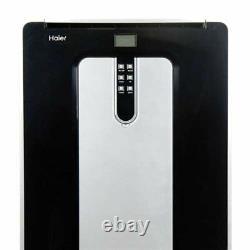 Haier 13,500 BTU 115V Dual Hose Portable Air Conditioner with Remote (For Parts)