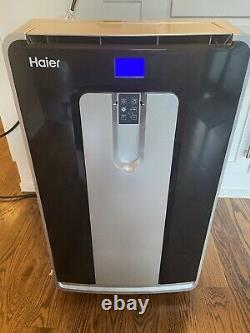 Haier HPND14XHP 14,000 BTU Standing Portable Air Conditioner AC Unit with Heat
