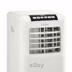 Haier Portable 10,000 BTU AC Portable Air Conditioner Cooling Unit HPP10XCT
