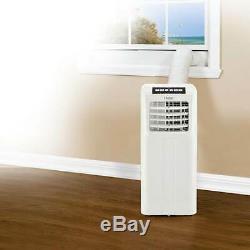 Haier Portable 8,000 BTU AC Air Conditioner Unit with Remote, White (Open Box)