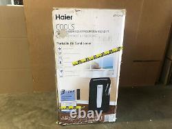 Haier QPCA12NXQE 12,000 BTU Portable Air Conditioner AC with Remote Dehumidifier