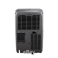 Hisense 10,000 BTU 115-Volt Portable Air Conditioner, Factory Refurbished