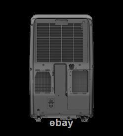 Hisense 10,000 BTU DOE 700 sq. Ft. Dual Hose Portable Air Conditioner with Heat