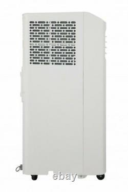 Hisense 8,000 BTU ASHRAE 115-Volt Portable Air Conditioner, White, AP0819CR1W