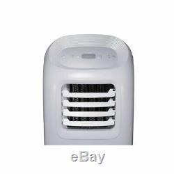 Hisense 8,000 BTU ASHRAE Portable Air Conditioner with Remote, White, AP08CR2W