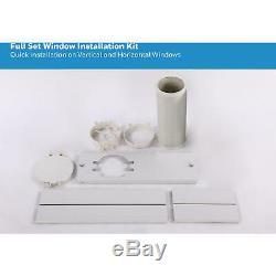 Honeywell Portable Air Conditioner Dehumidifier Remote Control Digital 14000 BTU