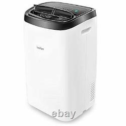 Ivation 14,000 BTU Portable Air Conditioner Powerful AC Unit & Dehumidifier