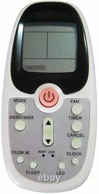 Keystone 10000 BTU 450 sq. Ft. Window Air Conditioner with Remote Control
