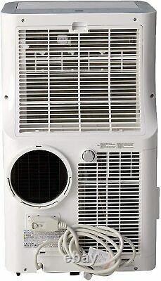 Keystone 12,000 BTU 115-V Portable Air Conditioner with Remote, White