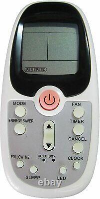 Keystone 8000 BTU 350 sq. Ft. Window Air Conditioner with Remote Control