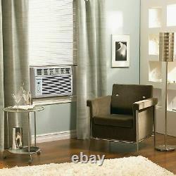 Keystone 8,000 BTU 3-Speed Window Air Conditioner with Remote