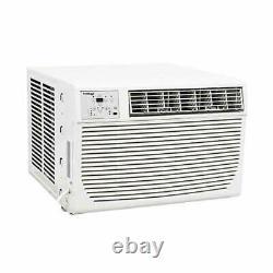 Koldfront 8,000 BTU Window Air Conditioner 1.3 kW Electric Heat 115V