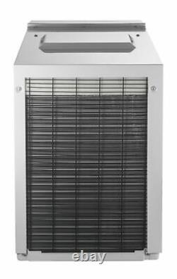 Koldfront CAC8000W 8000 BTU 115V Casement Air Conditioner White