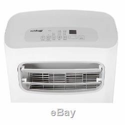Koldfront PAC1202W 12,000 BTU 115V Portable Air Conditioner - White