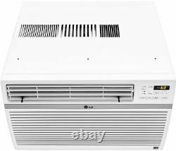 LG 10000 BTU Energy Star Window Air Conditioner, 450 SqFt Room AC Unit with Remote