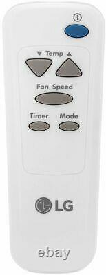 LG 12000 BTU Window Air Conditioner, 550 SqFt Energy Star Room AC Unit with Remote