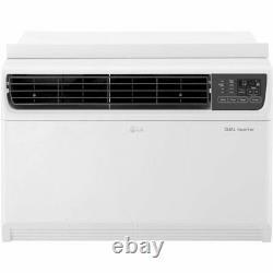 LG 18,000 BTU Dual Inverter Window Air Conditioner with Remote Control