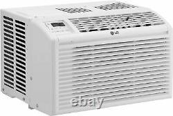 LG 6000 BTU 3-Speed 260 Sq. Ft. Window Air Conditioner