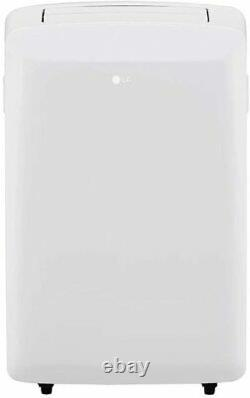 LG LP0817WSR 8,000 BTU (5,500 BTU, DOE) Portable Air Conditioner with LCD Remote