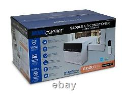 Mobilcomfort Exclusive 8,000 BTU Window Sill Saddle Air Conditioner-AC