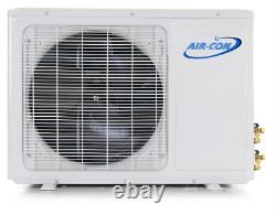 Multi 4 Zone Mini Split Heat Pump Air Conditioner 12K 12K 12K 12K BTU 21 Seer