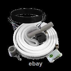 Pioneer 24,000 BTU 20.5 SEER 230V Ductless Mini-Split Air Conditioner Heat Pump