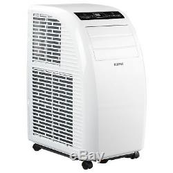 Portable 12000 BTU Air Conditioner Dehumidifier AC Function Remote withWindow Kit