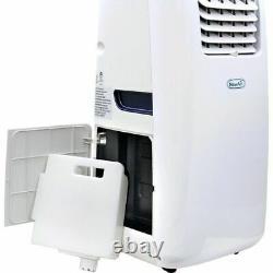 Portable 14000 BTU Air Conditioner, Large 525 SqFt AC with Ionizer Window & Remote