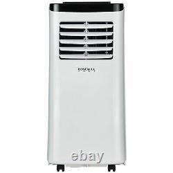 Portable Air Conditioner Fan Dehumidifier, 8000 BTU 3-in-1 AC, Easy Installation