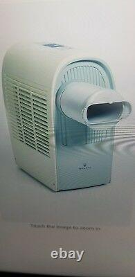 Portable air conditioner 10000 btu, heater, and dehumidifier