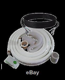 Premium 12000 BTU Mini Split Air Conditioner Inverter Heat Pump 19 SEER 220 V