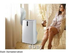 Rosewill Portable Air Conditioner Fan Dehumidifier & Heater, 4-in-1 Cool/Fan/Dry