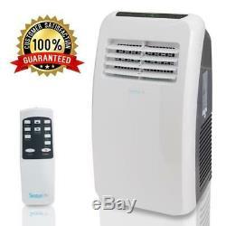 SERENE-LIFE 8,000 BTU Portable Air Conditioner Dehumidifier A/C Fan + Remote