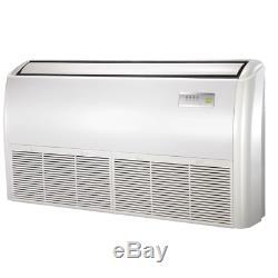 Senville 24000 BTU Ceiling Mount Air Conditioner with Mini Split Heat Pump