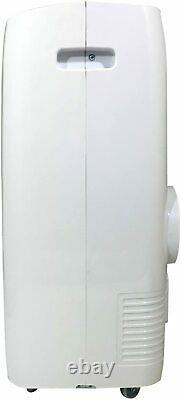 SoleusAir 10,000 BTU (10,000 BTU DOE) Portable Air Conditioner, White, PSX-10-01