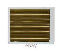 Soleus Air 10,200 BTU 3-Speed Window Air Conditioner with Dehumidifier Mode