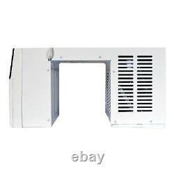 Soleus Air 6000 BTU Window Sill Saddle Air Conditioner with Wi-Fi -Refurbished