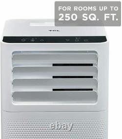TCL 10,000 BTU 2-Speed Portable Air Conditioner 250 Sq. Ft. Coverage