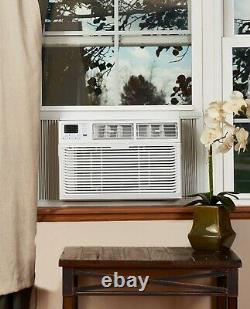 TCL 12000 BTU 3-Speed Window Air Conditioner with Remote Control White