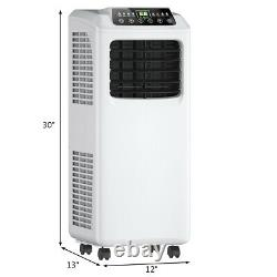 Topbuy Air Conditioner Portable Space Cooling with Dehumidifier Function