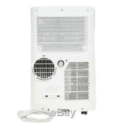 Toshiba 10,000 BTU ASHRAE 115-Volt Portable Air Conditioner with Remote