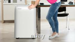Toshiba 8,000 BTU Portable Air Conditioner Dehumidifier Remote RAC-PD0811CRU R
