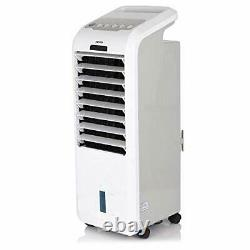 Upgrade 2021 Portable 3-In-1 Air Cooler, Fan and Humidifier with 7 Hour Timer