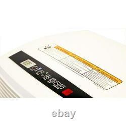 Whirlpool 10,000 BTU Portable Air Conditioner, White, WHAP101AW