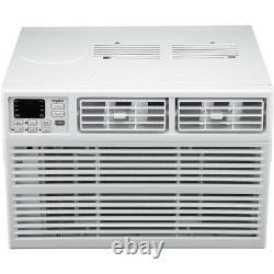 Whirlpool Energy Star 18000 BTU 230V Window-Mounted Air Conditioner WHAW182BW