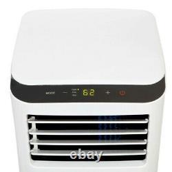 Whynter 10,000 BTU Compact Portable Air Conditioner Remote ARC-102CS