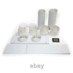 Whynter 13,000 BTU Portable Air Conditioner Dual Hose with Remote ARC-131GD 13K AC