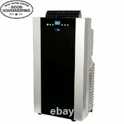 Whynter 14000 BTU Dual Hose Portable Air Conditioner with Heater New